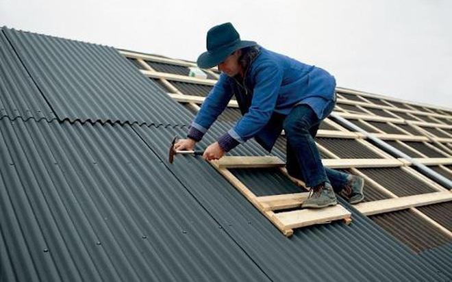 Giải pháp chống rỉ sét hiệu quả cho mái nhà tôn lạnh