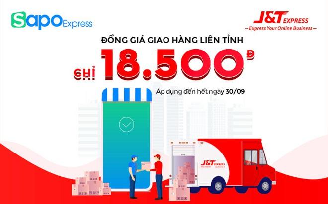 """Chuyển phát nhanh J&T Express tung siêu khuyến mãi ngày """"Red Tuesday"""" 4-8"""