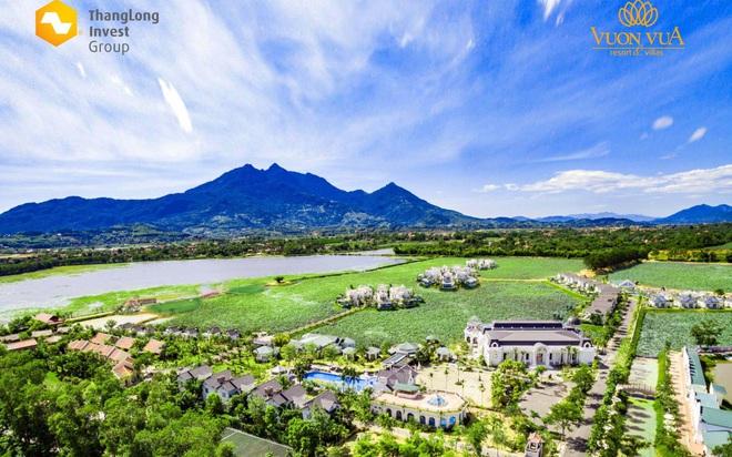 3 yếu tố chính khiến Vườn Vua Resort & Villas trở thành cơ hội đầu tư sáng giá mang lại lợi ích kép