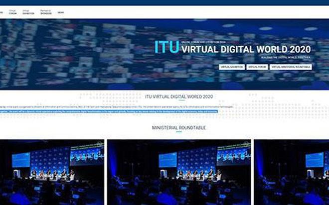 VCCorp tự hào mang Bizfly ra sân chơi công nghệ thế giới  ITU DIGITAL WORLD 2020