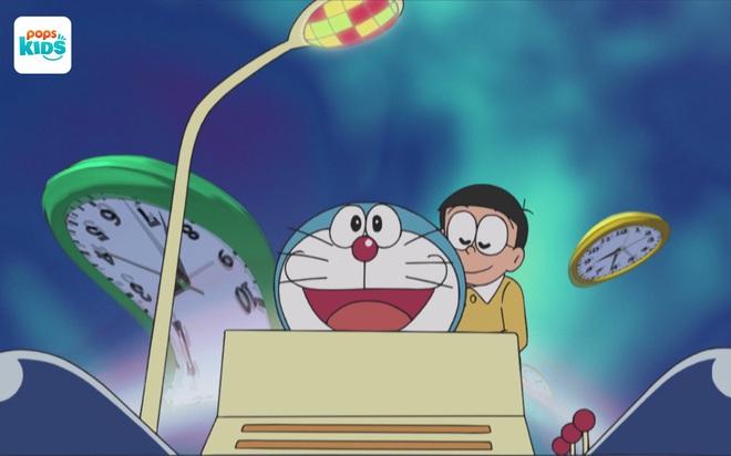 Doraemon trong 8 mùa phim với 416 tập đã tung ra bao nhiêu bảo bối?