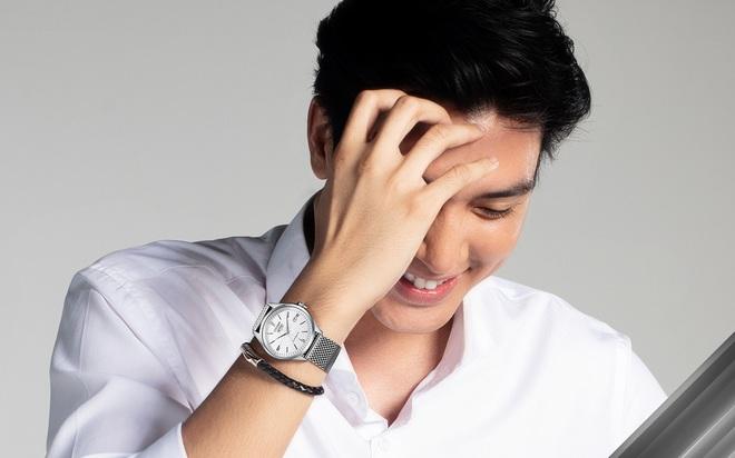 Đồng hồ chính hãng, sang chảnh có thừa dành riêng cho thế hệ Gen Z năng động
