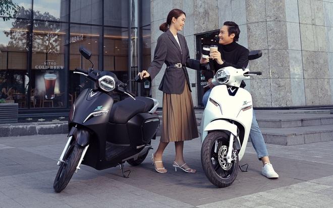Cơ hội nhận ưu đãi lớn khi mua xe máy điện VinFast trong tháng 4