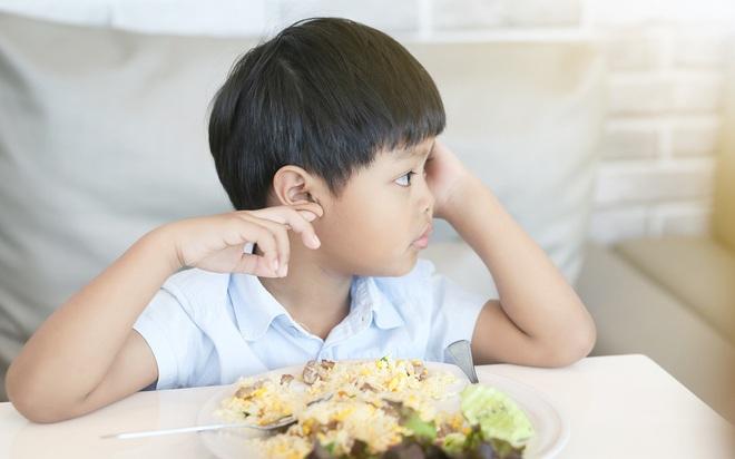 Nỗi khổ con biếng ăn và giải pháp dinh dưỡng tối ưu từ Nunest Kid