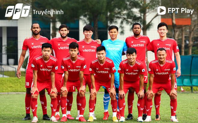 Tiến Dũng và các đồng đội quyết tâm làm nên chuyện tại trận ra quân AFC Champions League