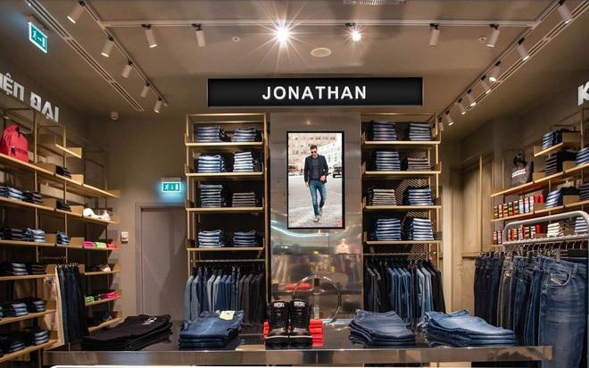 Jonathan: Thương hiệu thời trang đẳng cấp dành cho phái mạnh