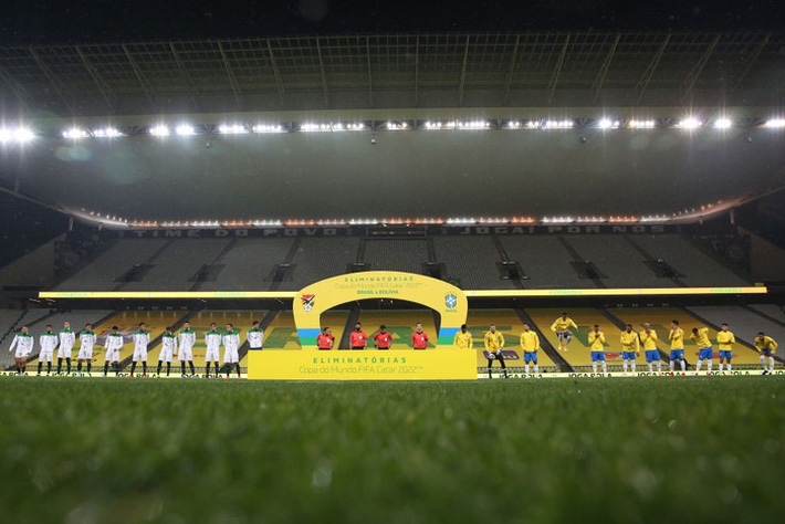 Neymar đóng vai kép phụ, tuyển Brazil thắng tưng bừng 5 sao ở trận ra quân vòng loại World Cup - Ảnh 1.