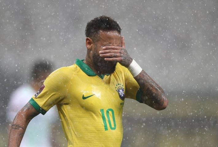 Neymar đóng vai kép phụ, tuyển Brazil thắng tưng bừng 5 sao ở trận ra quân vòng loại World Cup - Ảnh 3.