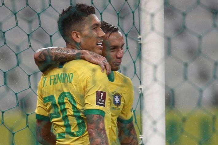 Neymar đóng vai kép phụ, tuyển Brazil thắng tưng bừng 5 sao ở trận ra quân vòng loại World Cup - Ảnh 6.