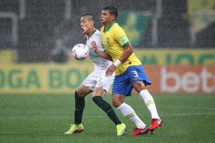 Neymar đóng vai kép phụ, tuyển Brazil thắng tưng bừng 5 sao ở trận ra quân vòng loại World Cup - Ảnh 8.