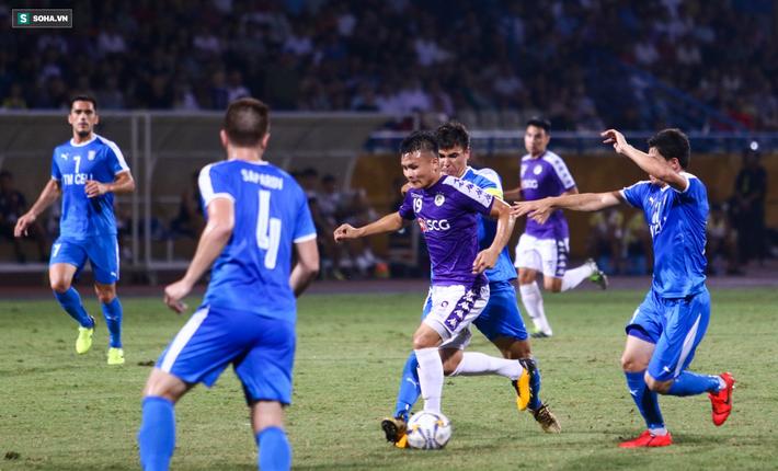Nhìn Quang Hải mà đá, ắt hẳn CLB Hà Nội sẽ chiến thắng ở trận derby Việt Nam một thời - Ảnh 1.
