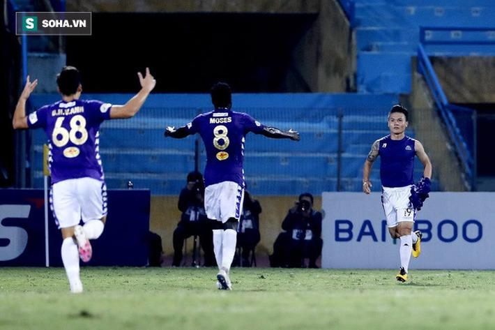 Nhìn Quang Hải mà đá, ắt hẳn CLB Hà Nội sẽ chiến thắng ở trận derby Việt Nam một thời - Ảnh 2.