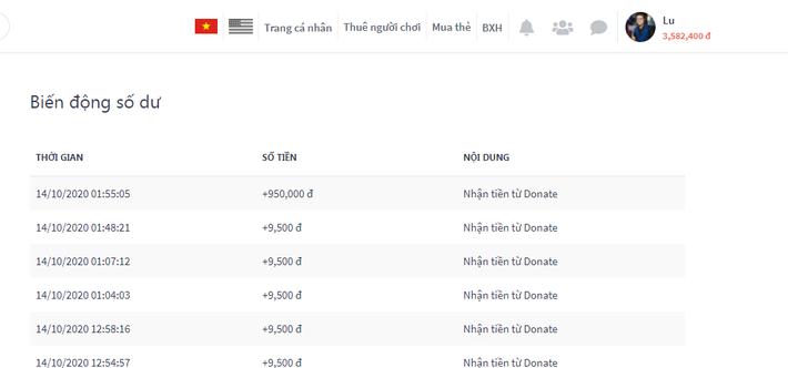 Làng Esports quyên góp tiền ủng hộ đồng bào miền Trung: Hoàng Luân khởi xướng, Độ Mixi hô một tiếng có ngay hàng tỉ đồng - Ảnh 3.
