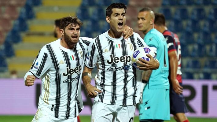 Không Ronaldo, Juventus hòa sốc đội bóng tí hon - Ảnh 1.