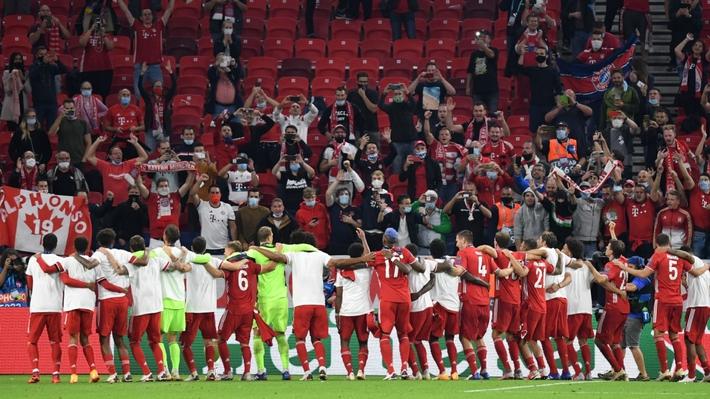 Champions League chuẩn bị đón khán giả trở lại  - Ảnh 1.