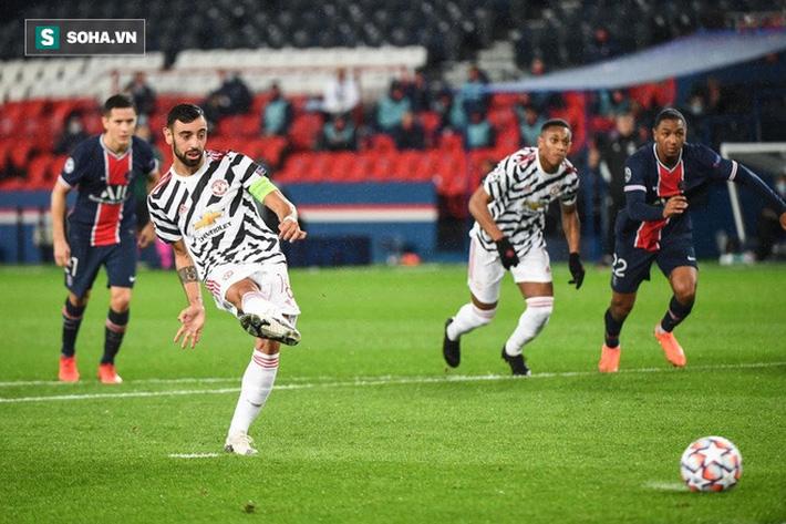 Tân đội trưởng suýt thành tội đồ, Man United thêm lần nhờ phút 87 kỳ diệu làm nên địa chấn - Ảnh 1.