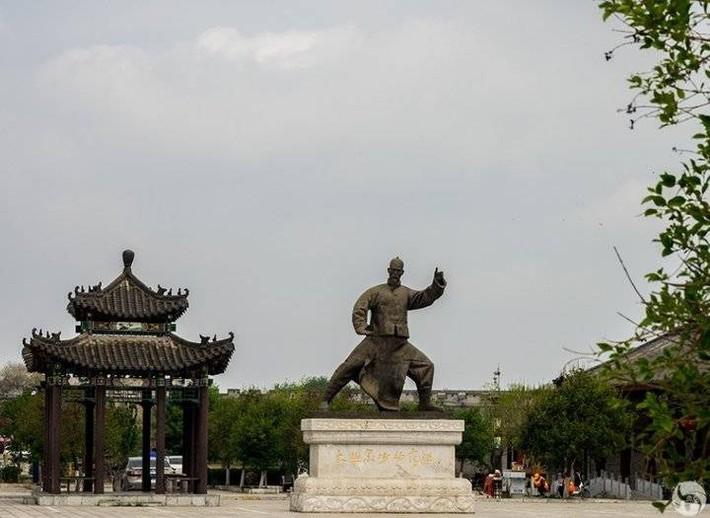 """Bị đánh trộm, huyền thoại Thái Cực Quyền dùng """"thần chưởng"""" làm cao tăng Thiếu Lâm tê liệt - Ảnh 1."""