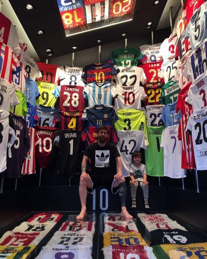 Cận cảnh cuộc sống thượng hạng của Messi ở Barcelona - Ảnh 4.