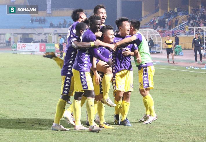 Chuyên gia Vũ Mạnh Hải: Nhìn Hà Nội FC đá, tôi nhớ đến hình ảnh Thể Công của tôi ngày xưa - Ảnh 1.