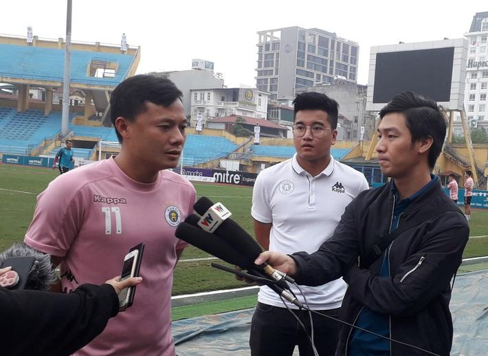 Hà Nội FC đá Viettel, Phạm Thành Lương chỉ ra chìa khóa! - Ảnh 1.