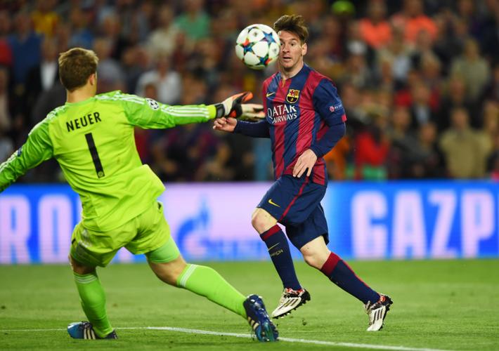 5 kỷ lục Messi có thể chinh phục ở Champions League 2020/21 - Ảnh 1.