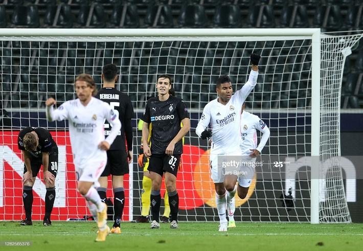Chết hụt dưới tay ngôi sao từng phá lưới Bùi Tiến Dũng, Real Madrid có nguy cơ bị loại sớm - Ảnh 4.