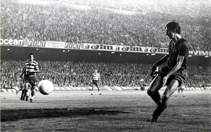 Ngày này năm xưa: Thánh Johan Cruyff ra mắt Barca - Ảnh 1.