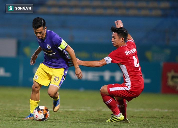 HLV Hà Nội FC: Viettel cắt vụn trận đấu, Bùi Tiến Dũng xứng đáng nhận 2 thẻ vàng rời sân - Ảnh 1.