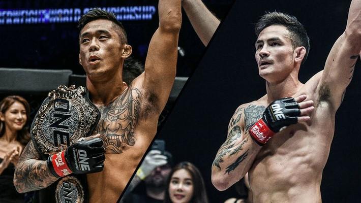 Trút cơn mưa đòn vào đầu đối thủ, võ sĩ gốc Việt giành đai vô địch thế giới - Ảnh 1.