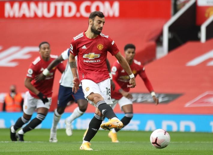 Mourinho báo thù thành công, Tottenham đè bẹp Man United với tỉ số không tưởng 6-1 - Ảnh 1.