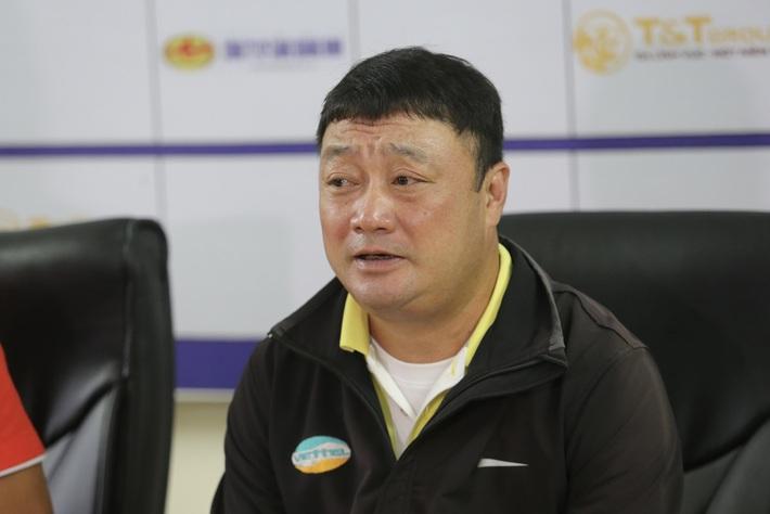 Đấu HAGL, HLV Trương Việt Hoàng báo tin vui cho CĐV Viettel - Ảnh 2.