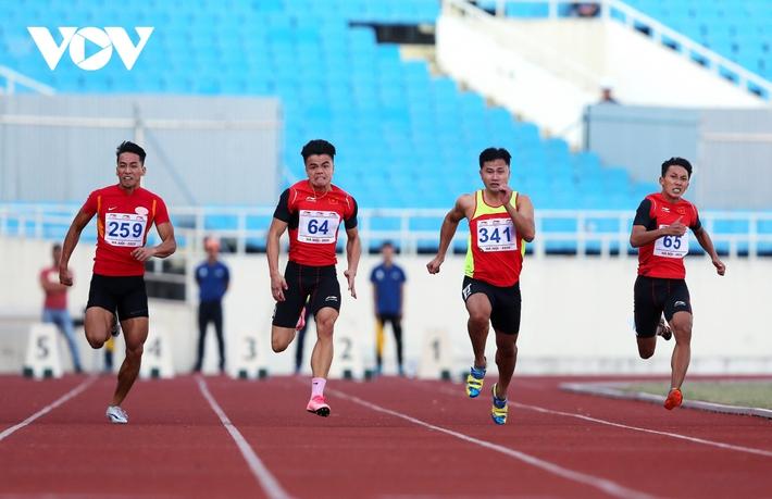 Giải Vô địch Điền kinh Quốc gia 2020: Nguyễn Thị Oanh giành HCV 5000m - Ảnh 7.