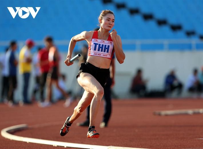 Giải Vô địch Điền kinh Quốc gia 2020: Nguyễn Thị Oanh giành HCV 5000m - Ảnh 8.