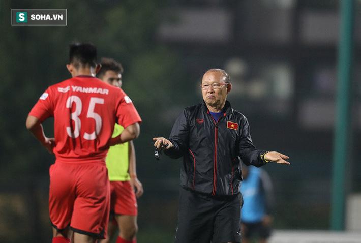 HLV Park Hang-seo bất ngờ được vinh danh vì chiến tích lịch sử với CLB Hàn Quốc - Ảnh 1.