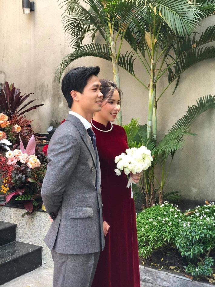 Đám cưới Công Phượng - Viên Minh: HLV Park Hang-seo rạng rỡ ở đám cưới của học trò - Ảnh 23.