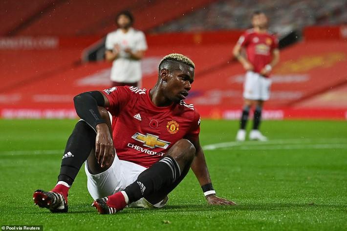 Pogba sắm vai tội đồ, Man United thất thủ đau đớn trên sân nhà trước Arsenal - Ảnh 3.