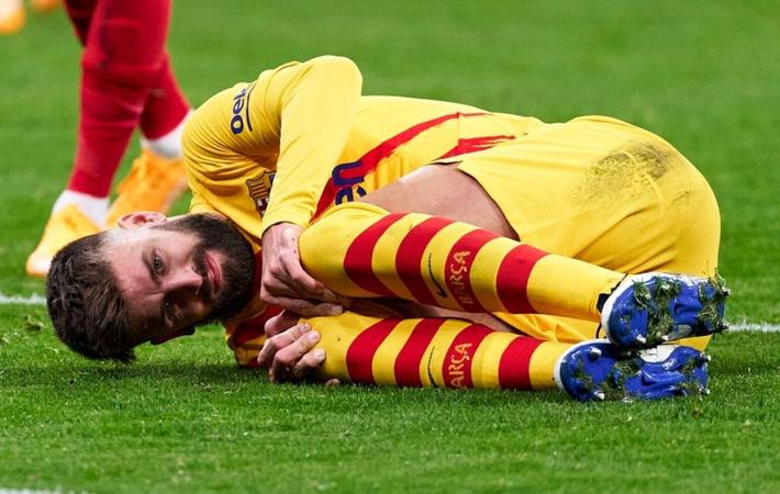Barca tổn thất lực lượng sau trận thua Atletico Madrid - Ảnh 1.