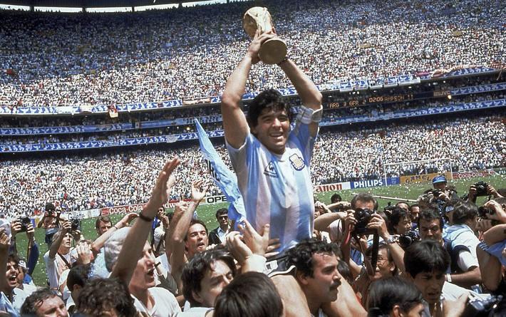 Cậu bé vàng Maradona qua đời ở tuổi 60 - Ảnh 1.