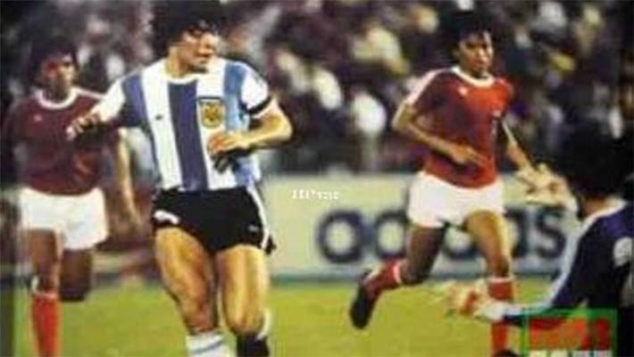 """Trước khi qua đời, Maradona đột nhiên nhớ lại lần """"xé lưới"""" một đội tuyển ở… Đông Nam Á - Ảnh 2."""