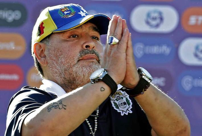 Maradona và ký ức về chuyến du đấu Việt Nam không thành, khiến CĐV ngậm ngùi tiếc nuối - Ảnh 1.