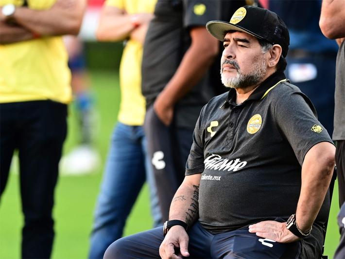 Cậu bé vàng Maradona qua đời ở tuổi 60 - Ảnh 2.