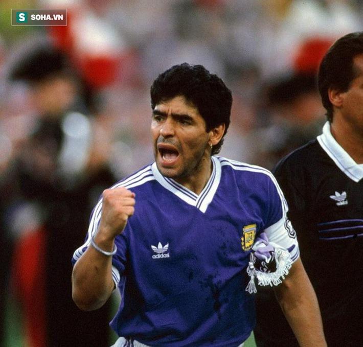 Lần vào tù nhớ đời của Maradona & ông trùm tiền tấn khiến Cậu bé vàng xin ngồi tù cả đời - Ảnh 1.