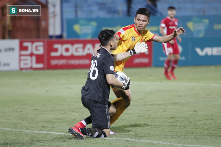 Nhà vô địch V.League tiếc nuối, Tấn Trường đau lòng sau bản danh sách của thầy Park - Ảnh 1.