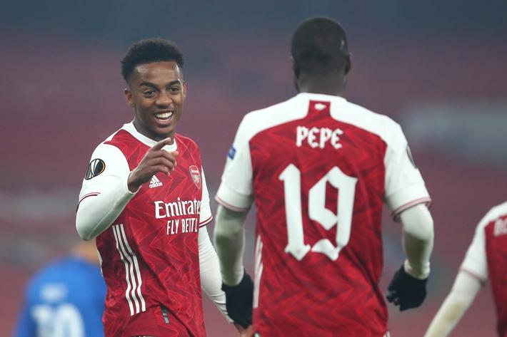 AC Milan thua sốc Lille, Arsenal và Tottenham thắng đậm ở Europa League - Ảnh 2.