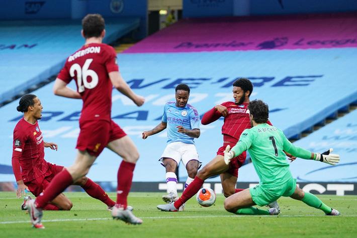 Man City - Liverpool: Thách thức nhà vô địch - Ảnh 1.