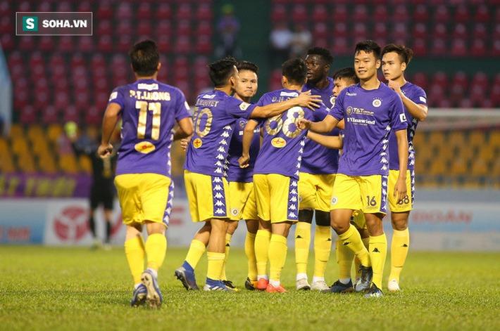 Quang Hải ghi bàn, nhưng pha kiến tạo của trò cưng thầy Park đưa Viettel lên ngôi vô địch - Ảnh 2.