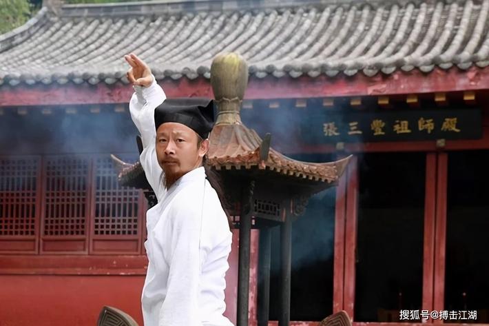 """Chưởng môn Võ Đang gây sửng sốt khi hé lộ """"tuyệt kỹ vô song"""" ở võ lâm Trung Quốc - Ảnh 3."""