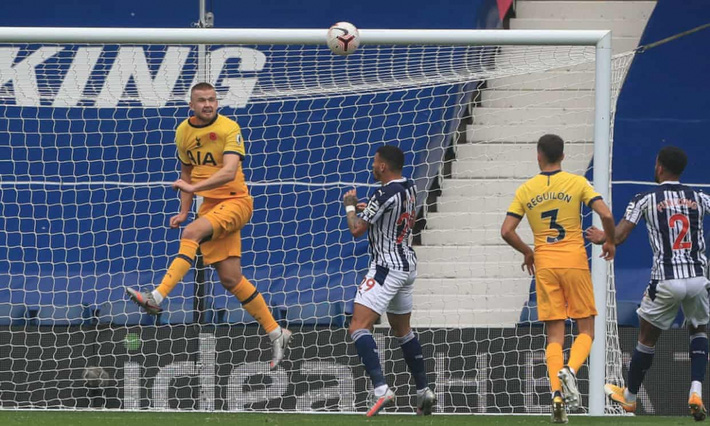Harry Kane bắn hạ West Brom, Tottenham dẫn đầu Premier League - Ảnh 2.