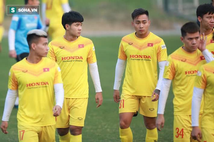 Quang Hải vắng mặt trong buổi tập, thầy Park yêu cầu ĐT Việt Nam rèn thêm ở khung giờ lạ - Ảnh 4.