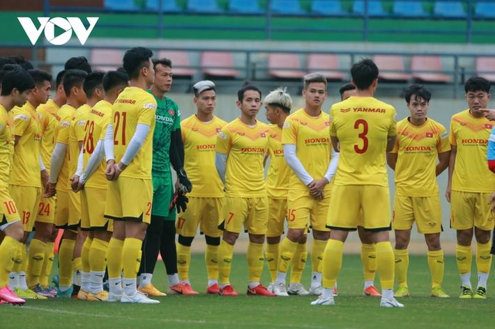 Thầy Park liên tục ôm hận trước kỹ thuật của dàn tuyển thủ Việt Nam - Ảnh 1.